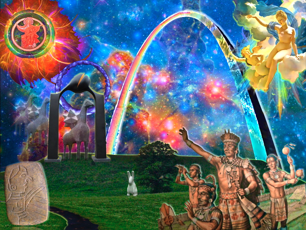 Stellar St. Louis : City of the Sun and Gateway to the Stars