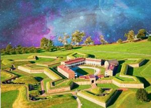 Mysterious Star Forts, Stellar Symbols of a Forgotten Past